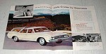 1964 Oldsmobile Vista-Cruiser Station Wagon Ad