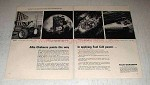 1964 Allis-Chalmers Fuel Cell Ad - Points the Way
