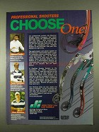 1994 Jennings Uniforce and UniTech XLR Bows Ad