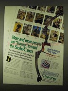 1994 Matthews SoloCam 3-D Vapor Bow Ad - More People