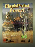 1994 Hoyt Bows Ad - FlashPoint Fever