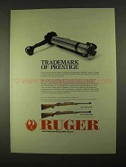 1994 Ruger Express and Magnum Rifles Ad - Prestige