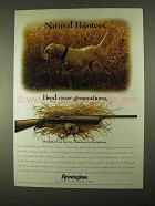 1994 Remington 11-87 Premier Autoloader Shotgun Ad