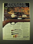 1994 Marlin Ad - Model 60, 39TDS, 60SS and 880SS Rifles