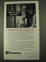 1994 Chemical Banking Corporation Ad - Information