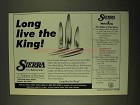 1994 Sierra MatchKing Bullets Ad - Long Live the King
