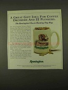 1994 Remington Classic Hunting Dog Mug Ad - Gift Idea