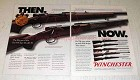 1994 Winchester Model 70 Rifle Ad - Then. Now.