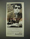 1974 Bausch & Lomb Ray-Ban SunGlasses Ad