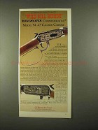 1997 Wild Bill Hickok Winchester Model 94 Carbine Ad