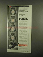 1997 Redfield ESD Sight Ad - Will Have You Seeing Red