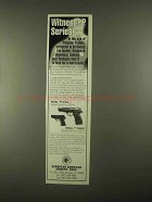 1997 European American Armory Witness-P Pistols Ad