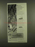 1997 Case Knives Ad - Backyard is Allegheny Mountains