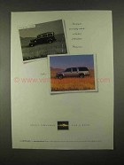 1997 Chevy Suburban Truck Ad - Largest Sport Utility