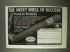 1997 Thompson Cigar Punch Punch Cigar Ad - Success