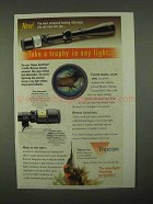 1997 Trijicon AccuPoint Riflescope Ad - Take a Trophy