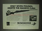 1997 Winchester Model 70 Classic Featherweight Rifle Ad