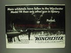 1997 Winchester Model 94 Rifle Ad - More Whitetails