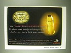1997 Winchester Supreme Partition Gold Ammunition Ad