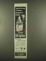 1965 Scripto Windguard Vu-lighter Ad - A Friend