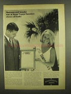 1965 Hammermill Bond Paper Ad - Tampa Boosters