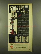 1965 MEC Mayville Engineering 600 Jr. Reloader Ad