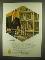 1965 Universal Oil Products Ad - For Refiners
