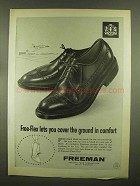 1965 Freeman Style 8202 Free-Flex Shoes Ad