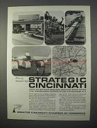 1966 Greater Cincinnati Chamber of Commerce Ad