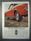 1966 Firestone Super Sports 500 Tire Ad - Dish it Out