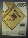 1966 Victor 3900 Electronic and Printing Calculator Ad