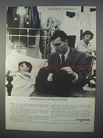 1966 A.H. Robins Pharmaceuticals Ad - Medical Text