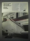 1966 Avco Lycoming Engines Ad - Get Your First Plane