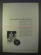 1966 Warner & Swasey Turret Lathe Ad - Old Machines