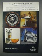 1966 Alcoa Aluminum Ad - Makes Old Products New