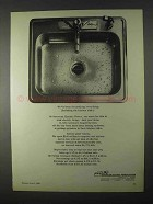 1966 AEP American Electric Power System Ad - Sink