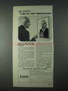 1966 Long Island Lighting Company LILCO Ad - Ask