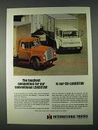 1966 IH Loadstar and CO-Loadstar Truck Ad - Toughest