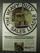 1966 International Harvester DC-400 Truck Ad