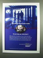 1999 Northwestern Mutual Life Insurance Ad - Build