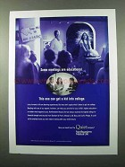 1997 Northwestern Mutual Life Insurance Ad, Educational