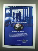 1997 Northwestern Mutual Life Insurance Ad - An Estate