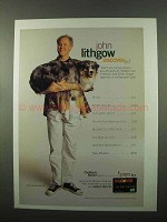 1997 Discover Card Ad - John Lithgow