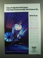 1994 VISA Credit Card Ad - Jim Holland