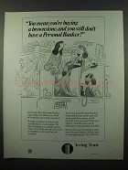1987 Irving Trust Ad - Buying a Brownstone