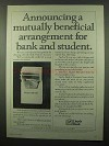 1987 Lloyds Bank Ad - Beneficial Arrangement