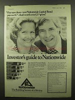 1975 Nationwide Building Society Ad - Capital Bond