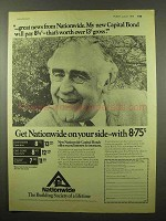 1974 Nationwide Building Society Ad - Great News