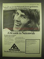 1974 Nationwide Building Society Ad - All I Can Save