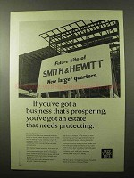 1966 New York Life Ad - Business That's Prospering